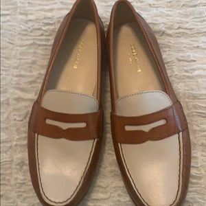 Cole Haan loafers. Brand new never worn